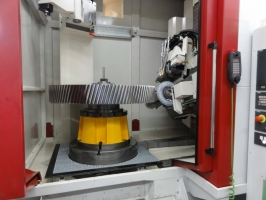 Gear Grinding Methods with CNC Technology