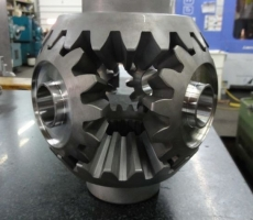 The Types of Bevel Gears