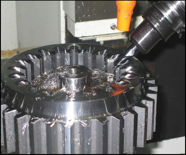 CNC Tooth Rounding & Chamfering