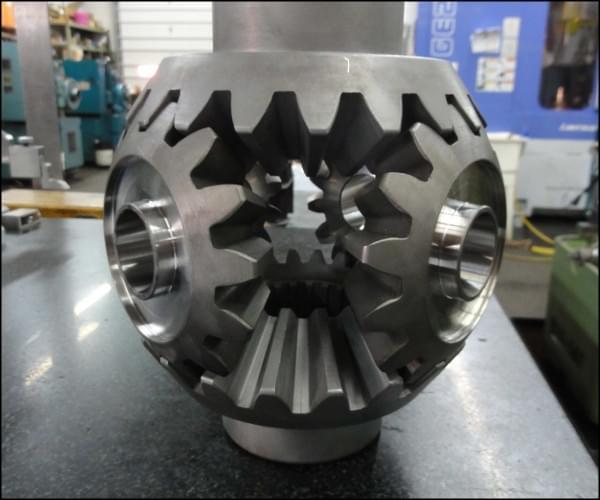 Internal Spline Shafts True Gear Amp Spline Ltd