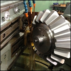 Bevel Gear Cutting